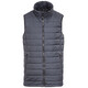 axant Alps Quilt Vest Men anthracite